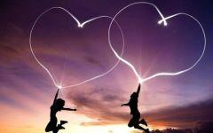 爱情意境图片