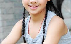 可爱小女图片