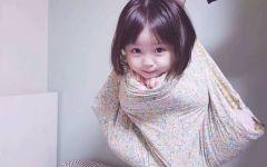 可爱的女娃图片