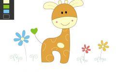 可爱的小鹿图片