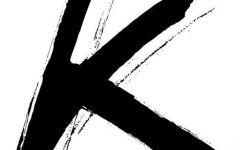 k字母图片唯美