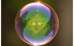 泡沫图片唯美