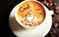 咖啡唯美图片