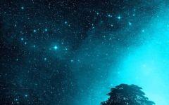 星空唯美图片