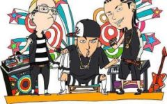 hiphop动漫潮图