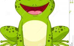 动漫青蛙图片