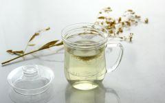 一杯茶图片唯美