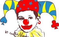小丑动漫图可爱