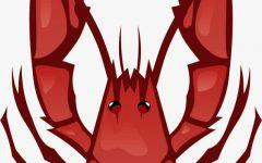 大龙虾动漫图片