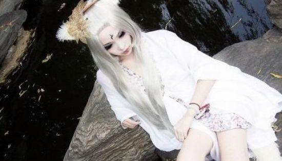 女狐仙唯美图片