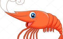 可爱虾图片