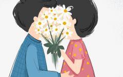 情侣可爱插画组图