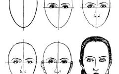 简单的卡通眼睛画