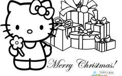圣诞节简笔画