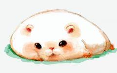 肥白鼠动漫图片