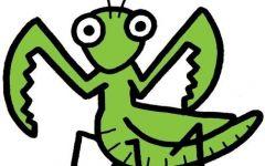 画动漫螳螂图片