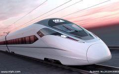 火车图片唯美
