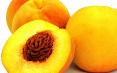 黄桃可爱图片