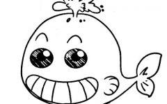 儿童动物画画