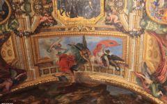 西方宫廷壁画