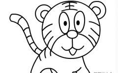速画简单动物