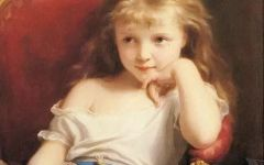 欧洲著名油画