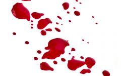 手绘唯美血滴图