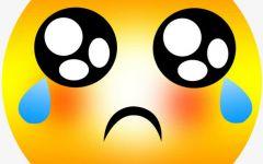 哭脸图片可爱卡通
