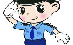 动漫警察图片