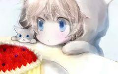 动漫猫咪图片可爱