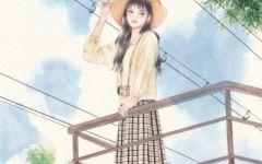 日本手绘小清新插画图片