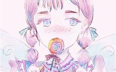 可爱图片粉色女生棒棒糖 女生棒棒糖可爱图片