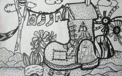家简笔画 创意图片
