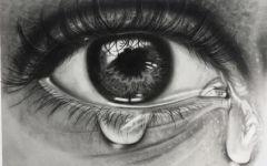 带有眼泪的照片 眼泪照片唯美