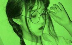 绿色头像女生个性 绿色系闺蜜头像